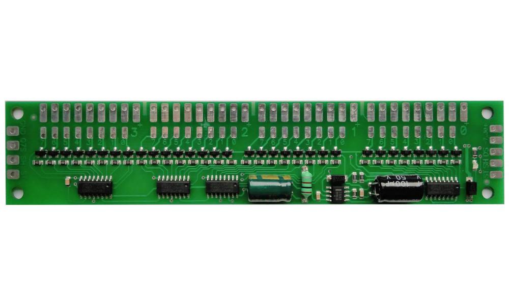 Плата подчиненного модуля VBC-T4