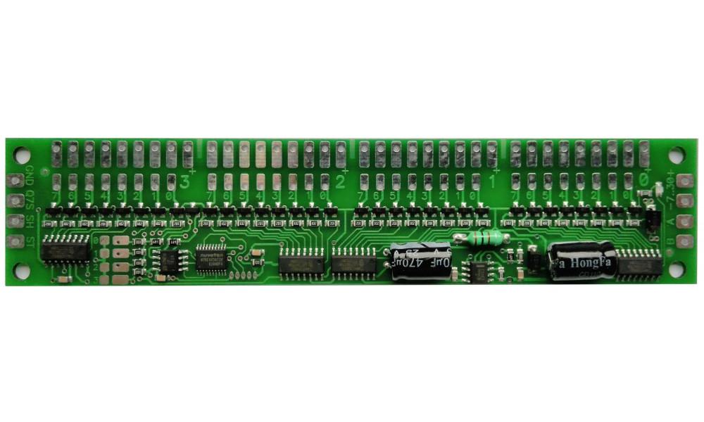 Плата подчиненного модуля VBC-T4-485