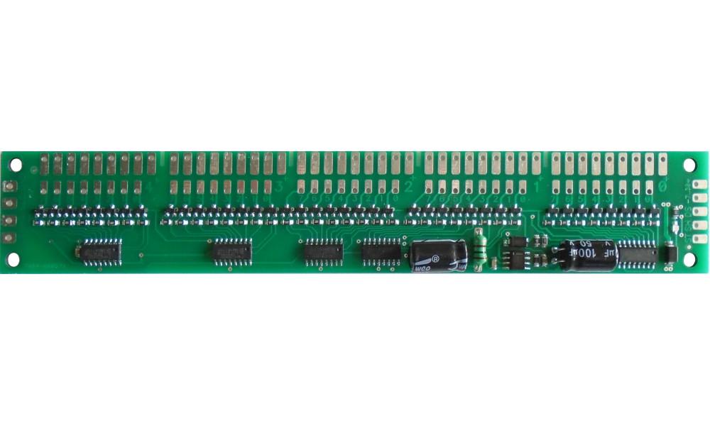 Плата подчиненного модуля VBC-T5